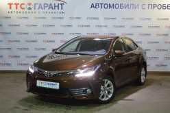 Toyota Corolla, 2017 г., Уфа