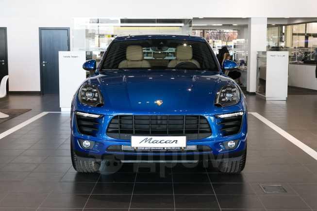 Porsche Macan, 2018 год, 4 207 710 руб.