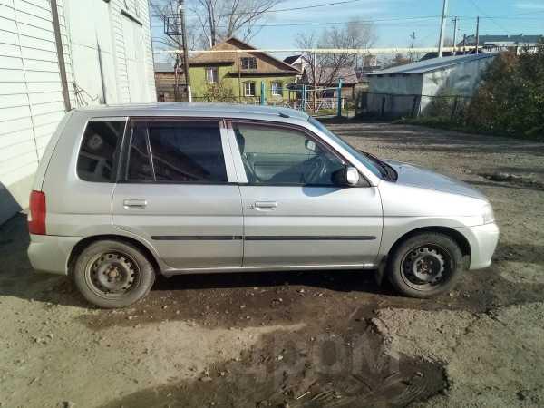 Mazda Demio, 2002 год, 175 000 руб.