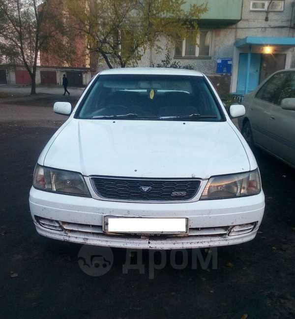 Nissan Bluebird, 1996 год, 125 000 руб.