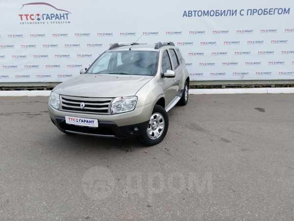 Renault Duster, 2012 год, 536 800 руб.