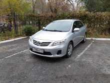 Курган Corolla 2011