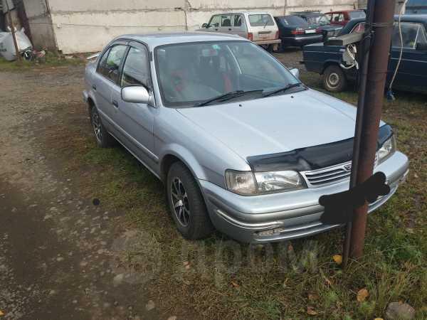 Toyota Tercel, 1998 год, 170 000 руб.