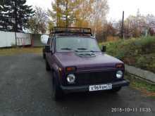 Курган 4x4 2131 Нива 2002
