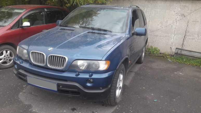 BMW X5, 2000 год, 370 000 руб.