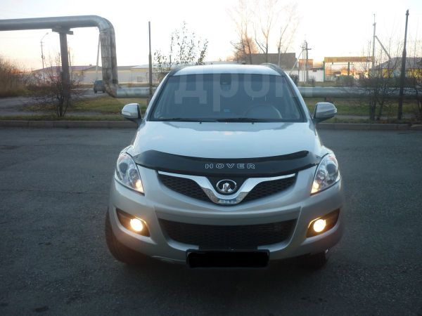 Great Wall Hover H5, 2012 год, 460 000 руб.