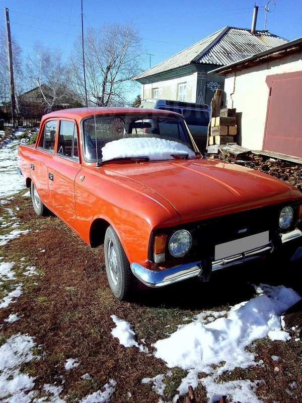 Москвич 412, 1983 год, 50 000 руб.