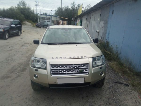 Land Rover Freelander, 2008 год, 650 000 руб.