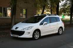 Острогожск Peugeot 308 2011