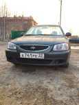 Hyundai Accent, 2008 год, 269 000 руб.