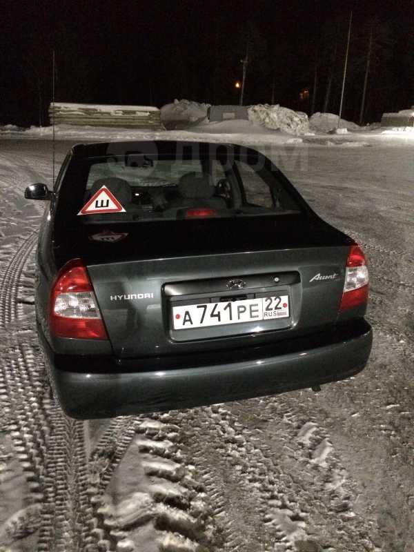 Hyundai Accent, 2008 год, 300 000 руб.