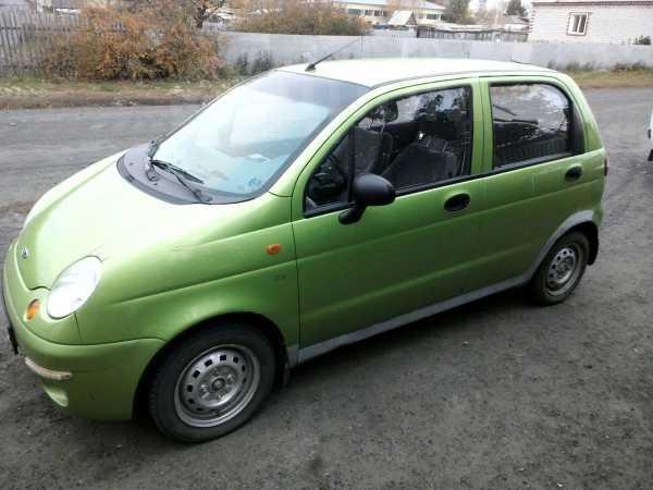 Daewoo Matiz, 2005 год, 104 000 руб.