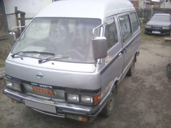 Nissan Vanette, 1984 год, 65 000 руб.