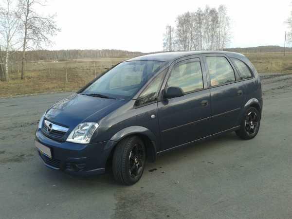 Opel Meriva, 2007 год, 300 000 руб.
