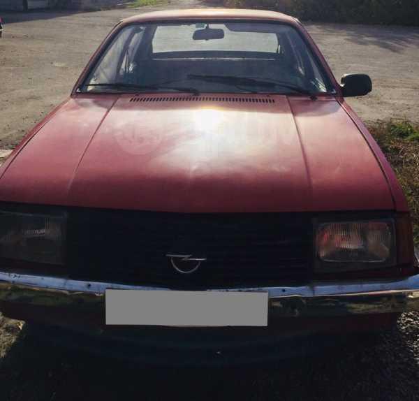 Opel Rekord, 1980 год, 35 000 руб.