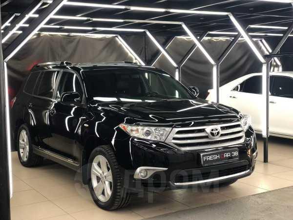 Toyota Highlander, 2011 год, 1 475 000 руб.