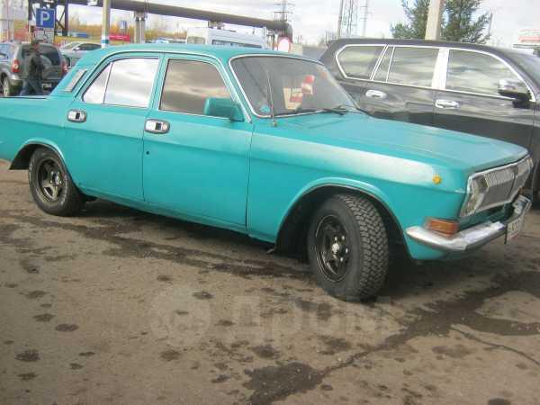 ГАЗ 24 Волга, 1991 год, 60 000 руб.