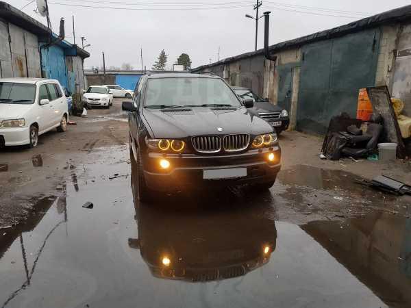 BMW X5, 2004 год, 660 000 руб.