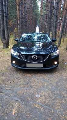 Анжеро-Судженск Mazda6 2014
