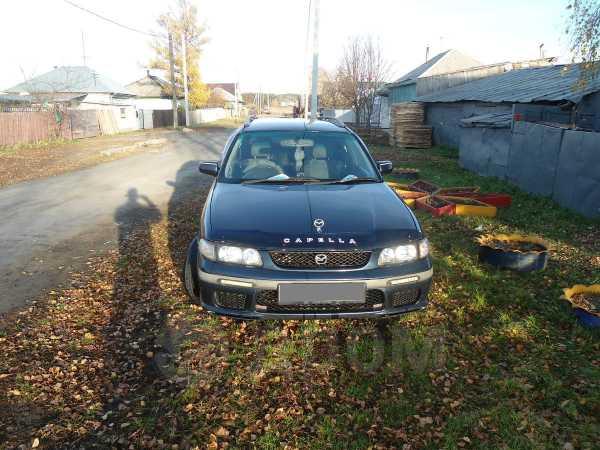 Mazda Capella, 1998 год, 235 000 руб.
