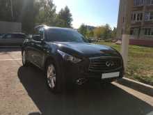 Владимир Infiniti QX70 2014
