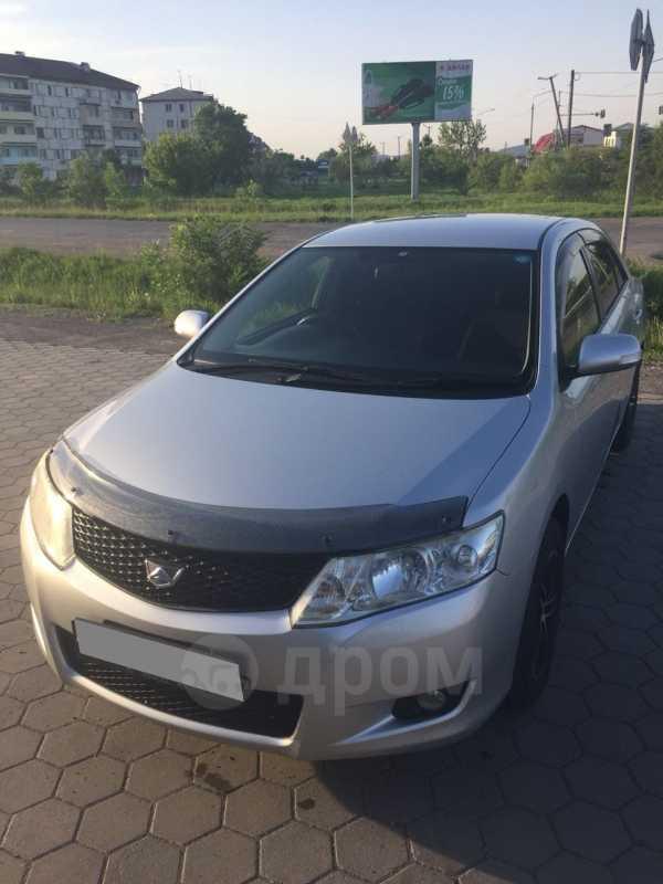 Toyota Allion, 2007 год, 565 000 руб.