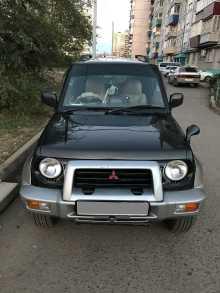 Комсомольск-на-Амуре Pajero Junior 1996