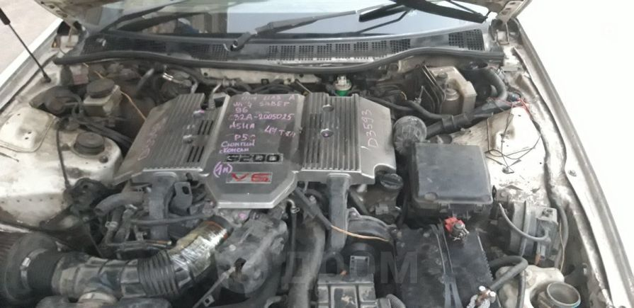 Honda Saber, 1994 год, 120 000 руб.