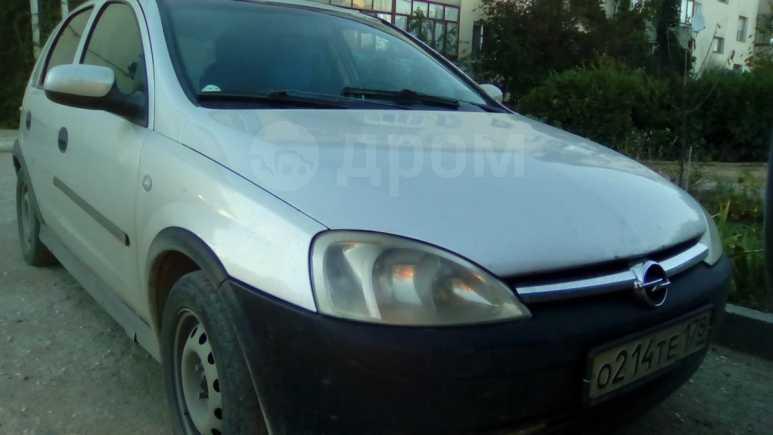 Opel Corsa, 2002 год, 125 000 руб.