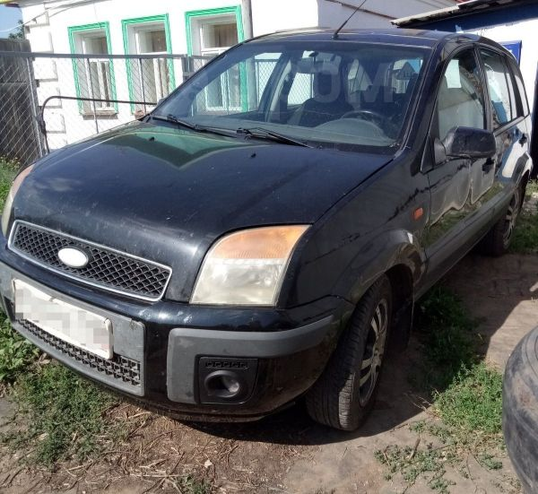 Ford Fusion, 2006 год, 210 000 руб.