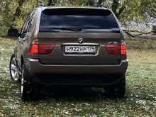 BMW X5, 2004 г., Челябинск