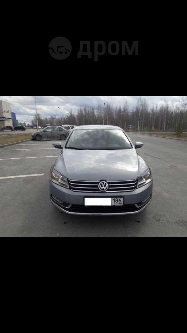 Volkswagen Passat, 2012 год, 840 000 руб.