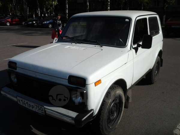 Лада 4x4 2121 Нива, 2008 год, 170 000 руб.