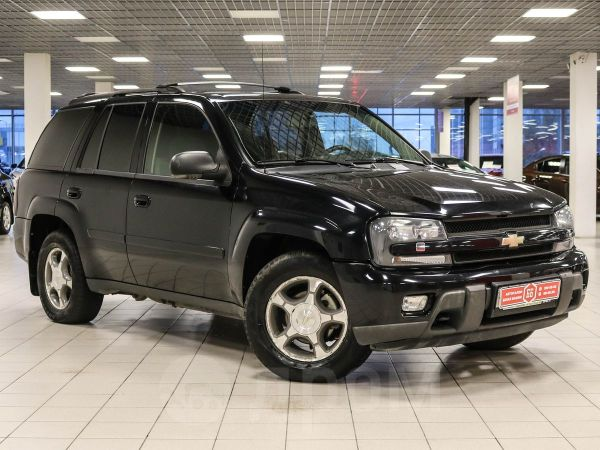 Chevrolet TrailBlazer, 2007 год, 504 900 руб.