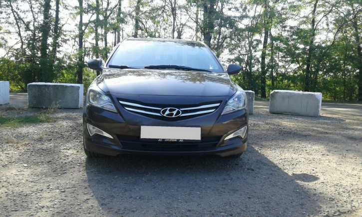 Hyundai Solaris, 2016 год, 565 000 руб.