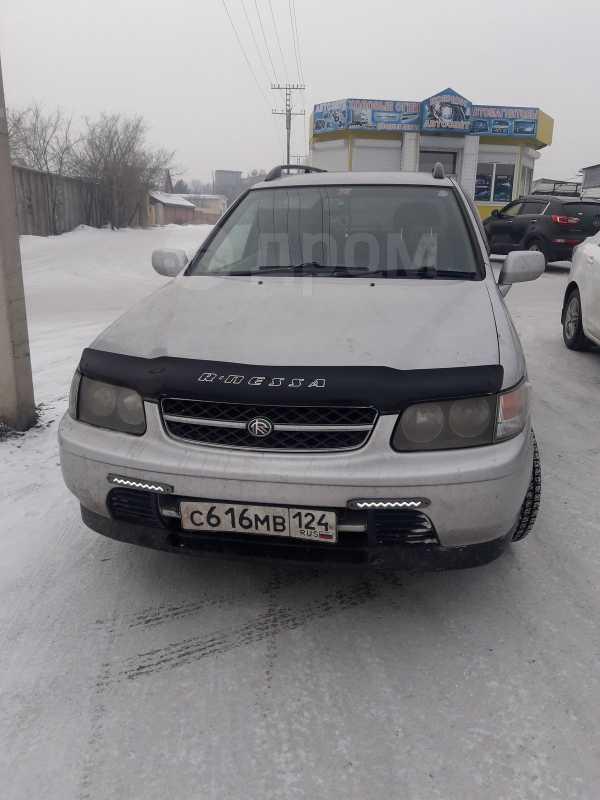 Nissan R'nessa, 1997 год, 265 000 руб.