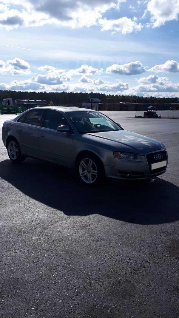 Audi A4, 2007 год, 375 000 руб.