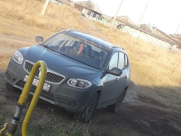 Brilliance V5, 2014 год, 500 000 руб.