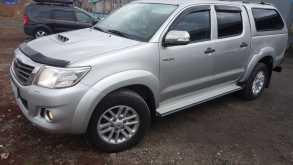 Курган Hilux Pick Up 2013