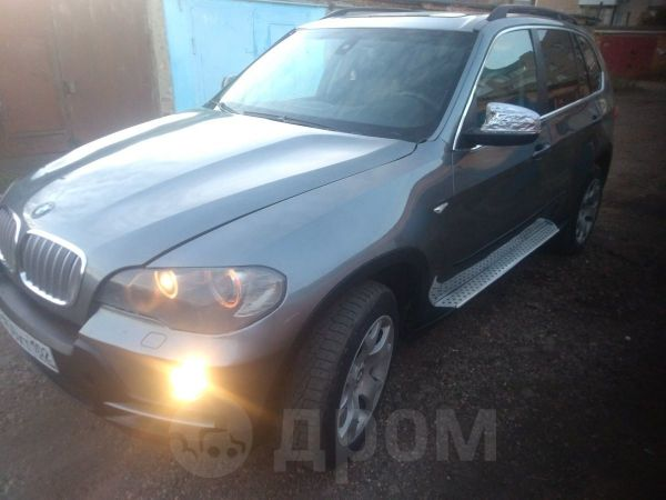 BMW X5, 2007 год, 500 000 руб.