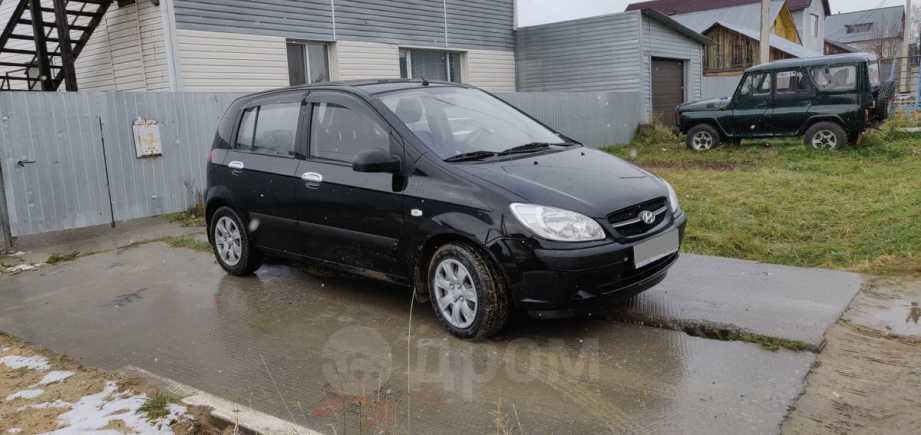 Hyundai Getz, 2007 год, 235 000 руб.