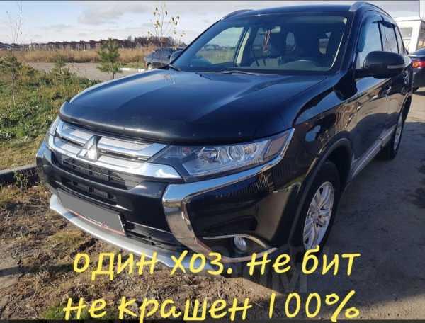 Mitsubishi Outlander, 2015 год, 1 140 000 руб.