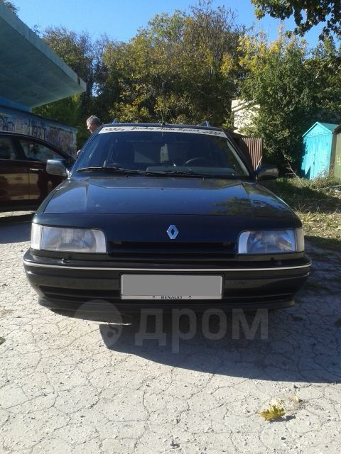 Renault 21, 1992 год, 150 000 руб.