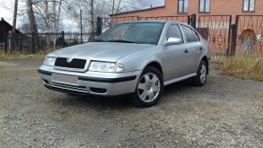 Анжеро-Судженск Octavia 2000