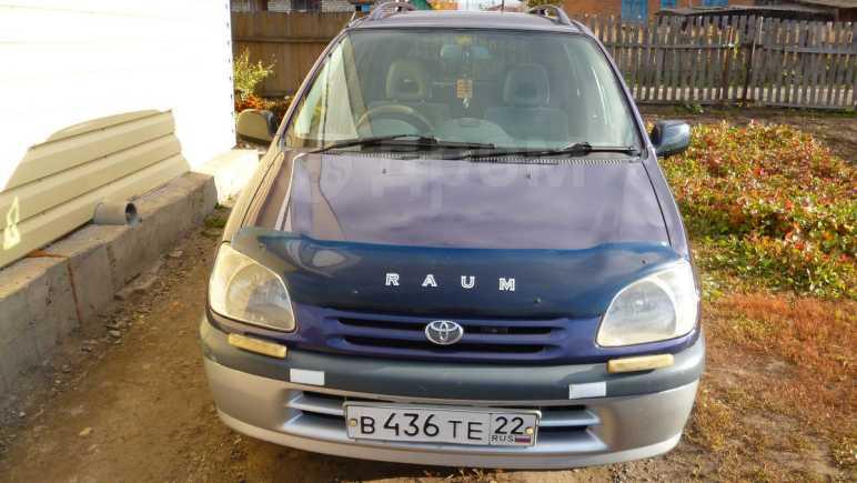 Toyota Raum, 1997 год, 185 000 руб.