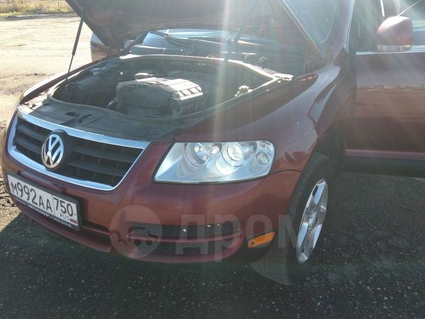 Volkswagen Touareg, 2004 год, 390 000 руб.