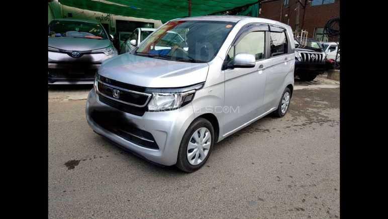 Honda N-WGN, 2014 год, 455 000 руб.