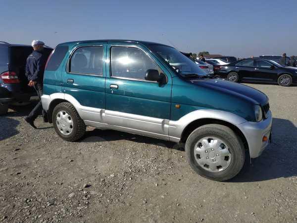 Daihatsu Terios, 2002 год, 320 000 руб.