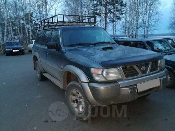 Nissan Patrol, 2001 год, 555 000 руб.