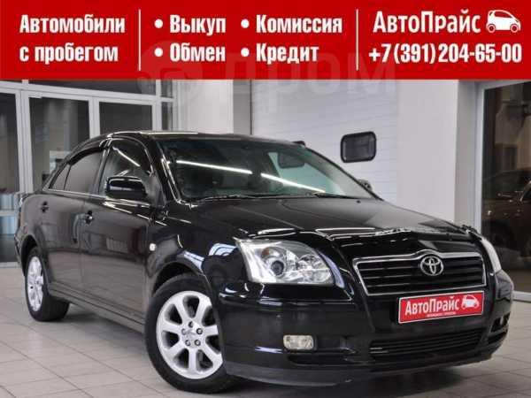 Toyota Avensis, 2005 год, 525 000 руб.